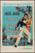 """Movie Posters:Adventure, Captain Horatio Hornblower (Warner Brothers, 1951). One Sheet (27"""" X 41""""). Adventure.. ..."""