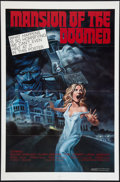"""Movie Posters:Horror, Mansion of the Doomed and Other Lot (Group 1, 1976). One Sheets (2) (27"""" X 41"""") Regular and Flat Folded. Horror.. ... (Total: 2 Items)"""
