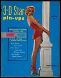 """Movie Posters:Miscellaneous, 3-D Star Pin-ups Magazine Lot (3D Movie Magazine, October andDecember, 1953). Magazines (2) (36 Pages, 8"""" X 11"""" ). Miscella...(Total: 2 Items)"""