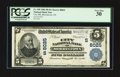 National Bank Notes:Tennessee, Morristown, TN - $5 1902 Plain Back Fr. 599 City NB Ch. # (S)8025....