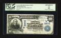 National Bank Notes:Nebraska, Omaha, NE - $10 1902 Date Back Fr. 616 The United States NB Ch. # (W)2978. ...