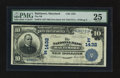National Bank Notes:Maryland, Baltimore, MD - $10 1902 Date Back Fr. 616 The NB of Baltimore Ch.# (E)1432. ...