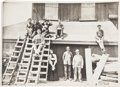 Western Expansion:Goldrush, [California Gold Mining] 1900 Bodie Photograph - Standard Mill....