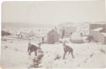 Western Expansion:Goldrush, [California Gold Mining] Randsburg 1898 Post Fire Snow Ball Fightand Construction....