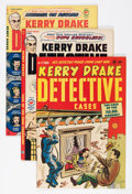 Golden Age (1938-1955):Crime, Kerry Drake Detective Cases File Copy Group (Harvey, 1949) Condition: Average VF/NM.... (Total: 11 Comic Books)