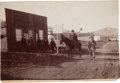 Western Expansion:Goldrush, [California Gold Mining] The O.K. Lodging House, Randsburg....