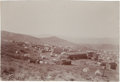Western Expansion:Goldrush, [California Gold Mining] Randsburg 1897, Looking Northwest....