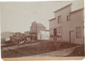 Western Expansion:Goldrush, [California Gold Mining] Broadway Street in Randsburg 1897....