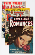 Silver Age (1956-1969):Romance, Comic Books - Silver Age Romance Comics Group (Various, 1950s-'60s) Condition: Average FN+.... (Total: 13 Comic Books)