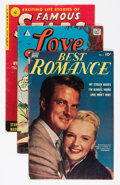 Silver Age (1956-1969):Romance, Comic Books - Assorted Silver Age Romance Comics Group (Various,1950s-'60s) Condition: Average GD/VG.... (Total: 18 Comic Books)