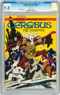 Bronze Age (1970-1979):Alternative/Underground, Cerebus The Aardvark #7 (Aardvark-Vanaheim, 1978) CGC NM/MT 9.8 White pages....