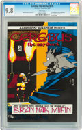 Bronze Age (1970-1979):Alternative/Underground, Cerebus The Aardvark #5 (Aardvark-Vanaheim, 1978) CGC NM/MT 9.8 White pages....