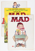 Magazines:Mad, Mad #101-131 Group (EC, 1966-69) Condition: Average VF-.... (Total: 31 Comic Books)