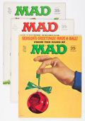 Magazines:Mad, Mad #132-160 Group (EC, 1970-73) Condition: Average VF.... (Total: 29 Comic Books)