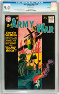 Silver Age (1956-1969):War, Our Army at War #134 Savannah pedigree (DC, 1963) CGC VF/NM 9.0 Off-white pages....