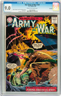Silver Age (1956-1969):War, Our Army at War #139 Savannah pedigree (DC, 1964) CGC VF/NM 9.0 Cream to off-white pages....