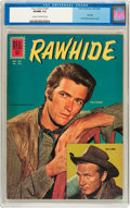 Silver Age (1956-1969):Western, Four Color #1261 Rawhide (Dell, 1961) CGC VF/NM 9.0 Cream tooff-white pages....