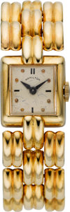 Estate Jewelry:Watches, Retro Hamilton Lady's Gold Wristwatch. ...