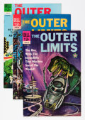 Silver Age (1956-1969):Science Fiction, Outer Limits Group - Twin Cities pedigree (Dell, 1964-69).... (Total: 15 Comic Books)
