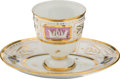 Political:3D & Other Display (pre-1896), John Quincy Adams: White House China....