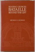 Books:Books about Books, Group of Six Books Relating to Literary Study, including: Michele H. Richman. Reading Georges Bataille: Beyond the G... (Total: 6 Items)