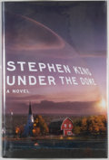 Books:Horror & Supernatural, Stephen King. SIGNED. Under the Dome. New York: Scribner, [2009]. First edition, first printing. Signed by Kin...