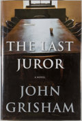 Books:Mystery & Detective Fiction, John Grisham. SIGNED. The Last Juror. New York: Doubleday,[2004]. First edition, first printing. Signed by Gr...