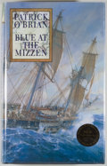 Books:Literature 1900-up, Patrick O'Brian. Blue at the Mizzen. [London]:HarperCollins, [1999]. First edition, first printing. Octavo. 261pag...