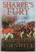 Books:Literature 1900-up, Bernard Cornwell. SIGNED. Sharpe's Fury. [London]:HarperCollins, [2006]. First edition, first printing. Signed by...