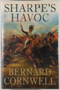 Books:Literature 1900-up, Bernard Cornwell. SIGNED. Sharpe's Havoc. [London]:HarperCollins, [2002]. First edition, first printing. Signed b...