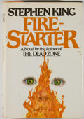 Books:Horror & Supernatural, Stephen King. Firestarter. New York: Viking, [1980]. Firstedition, first printing. Octavo. 428 pages. Publisher's b...