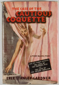 Books:Mystery & Detective Fiction, Erle Stanley Gardner. The Case of The Cautious Coquette. NewYork: William Morrow, [1949]. Book club edition. Octavo...