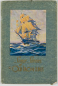Books:Americana & American History, Holloway H. Frost. Some Stories of Old Ironsides. Annapolis:U. S. Naval Institute, [1931]. Octavo. 32 pages....