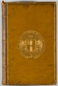 Books:Books about Books, Augustus William Schlegel. A Couse of Lectures on Dramatic Art and Literature. London: Henry G. Bohn, 1846. Octa...