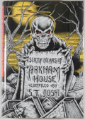 Books:Horror & Supernatural, [Jerry Weist]. S. T. Joshi [editor]. Sixty Years of ArkhamHouse: A History and Bibliography. [Sauk City]: Arkham Ho...
