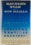 Books:Fiction, Don DeLillo. SIGNED. Ratner's Star. New York: Knopf, 1976.First edition. Signed by the author on the title-pa...