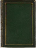 Books:Literature Pre-1900, Washington Irving. Sketch Book of Geoffrey Crayon, Gent. NewYork: G. P. Putnam; Hurd & Houghton, 1865. Artist's Edi...