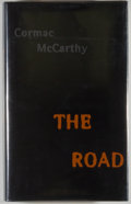 Books:Fiction, Cormac McCarthy. The Road. New York: Knopf, 2006. Firstedition. Octavo. 241 pages. Publisher's binding, dust jacket...