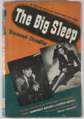 Books:Mystery & Detective Fiction, [Photoplay Edition]. Raymond Chandler. The Big Sleep. Cleveland andNew York: The World Publishing Company, [1946]. A Forum ...
