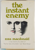 Books:Mystery & Detective Fiction, Ross Macdonald. The Instant Enemy. New York: Knopf, 1968.First edition. Octavo. 227 pages. Publisher's binding and ...