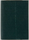 Books:Fiction, F. Scott Fitzgerald. The Vegetable. New York: Scribner's,1923. First edition. Octavo. 145 pages. Publisher's cloth ...