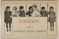Antiques:Posters & Prints, Charles Dana Gibson. London. New York: Charles Scribner'sSons, 1897. First edition. Oblong quarto. Unpaginated. Pub...