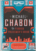 Books:Mystery & Detective Fiction, Michael Chabon. SIGNED. The Yiddish Policemen's Union. [NewYork]: Harper Collins, [2007]. First edition, later prin...