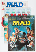 Magazines:Mad, Mad #188-218 Group (EC, 1977-80) Condition: Average NM.... (Total:31 Comic Books)