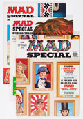 Magazines:Mad, Mad Special #2-12 Group (EC, 1971-73) Condition: Average VF/NM....(Total: 11 Comic Books)