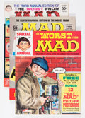 Magazines:Humor, Worst From Mad Group (EC, 1960-69).... (Total: 5 Comic Books)