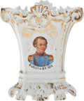 Political:3D & Other Display (pre-1896), Zachary Taylor: Gorgeous Flower Vase....