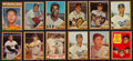 Baseball Cards:Lots, 1962 Topps Baseball Low and Middle Series Collection (559). ...