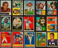 Football Cards:Lots, 1950's-1980's Topps & Bowman Football Collection (500+)....