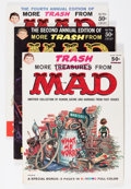 Magazines:Mad, More Trash from Mad Group (EC, 1958-69).... (Total: 6 Comic Books)